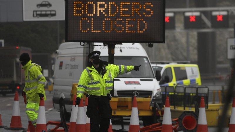 Londres veut reprendre les échanges commerciaux et éviter la pénurie, sur fond de Brexit et de crise sanitaire
