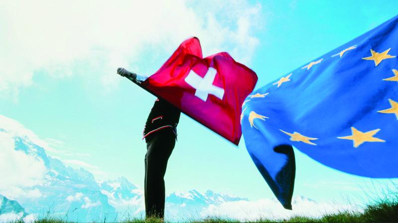 Relations Suisse – UE: l'année à venir s'annonce riche et tendue