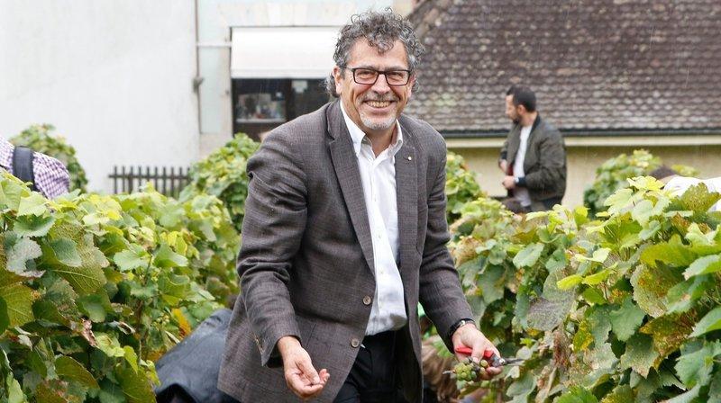 Gilles Cornut quitte l'interprofession du vin sur un verre à moitié plein
