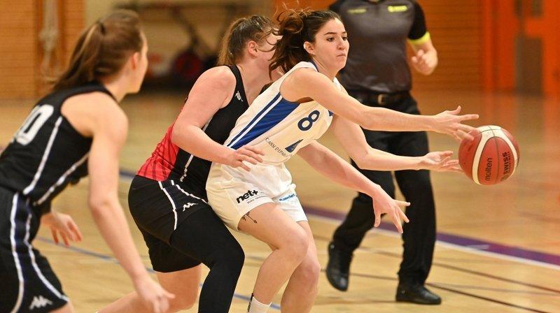 La précision genevoise a fait mal au Nyon Basket féminin