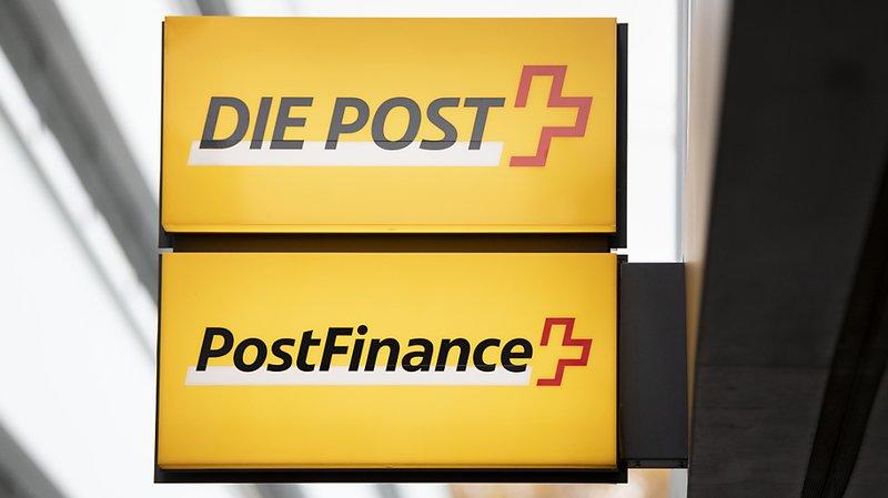 PostFinance: le Conseil fédéral veut privatiser la filiale de La Poste