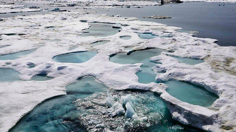 Dix-sept personnes sont portées disparues dans le naufrage d'un navire de pêche dans l'Arctique russe (photo symbolique).