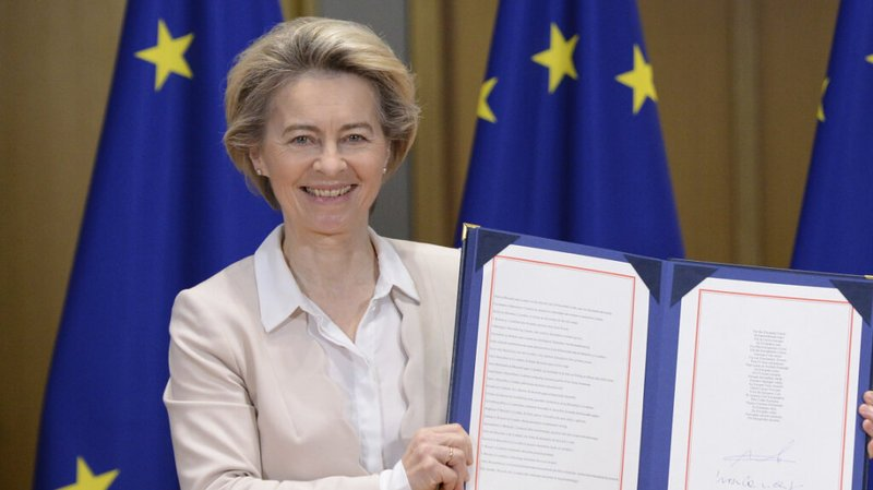 Brexit: l'Union européenne signe l'accord à la veille d'un divorce historique