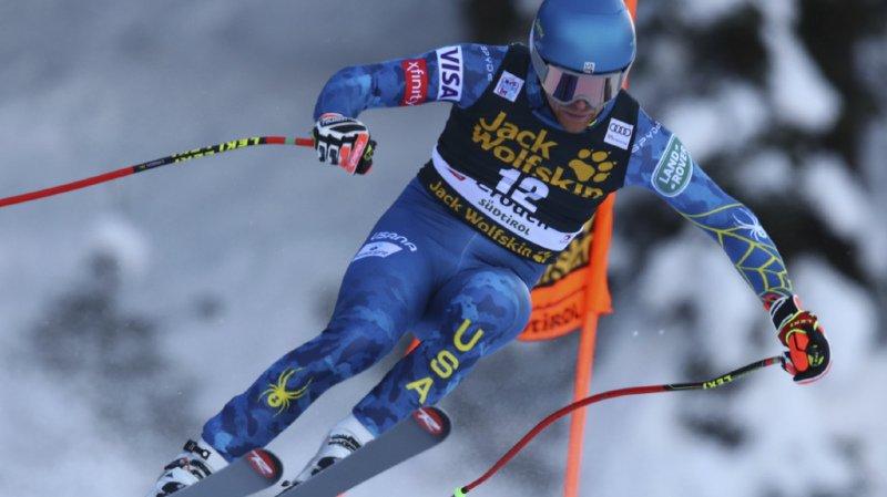Ski alpin – Bormio: Cochran-Siegle gagne le 1er entraînement, Beat Feuz 12e