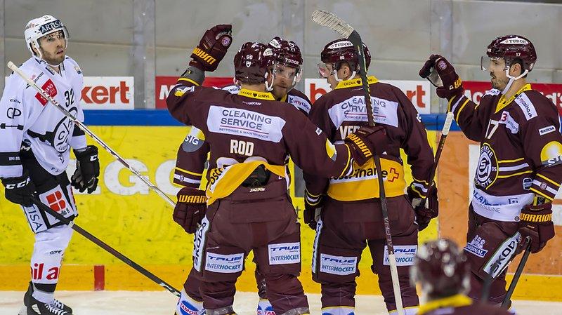 Hockey: Genève-Servette écrase Lugano, Ambri bat une nouvelle fois Zurich