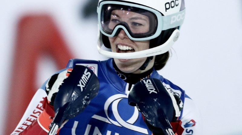 Ski alpin: Michelle Gisin remporte le slalom de Semmering