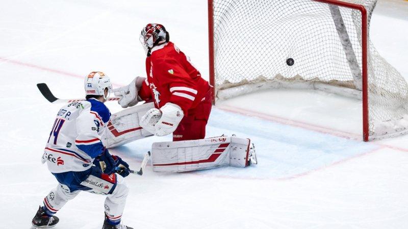 Hockey sur glace – National League: fatigué, Lausanne a cédé dans le duel des Lions