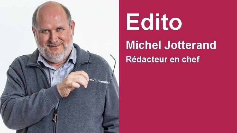 Bonne nouvelle pour la démocratie, l'édito de Michel Jotterand