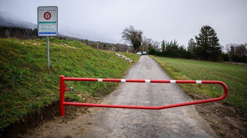 A La Rippe, la frontière suisse s'est un peu refermée