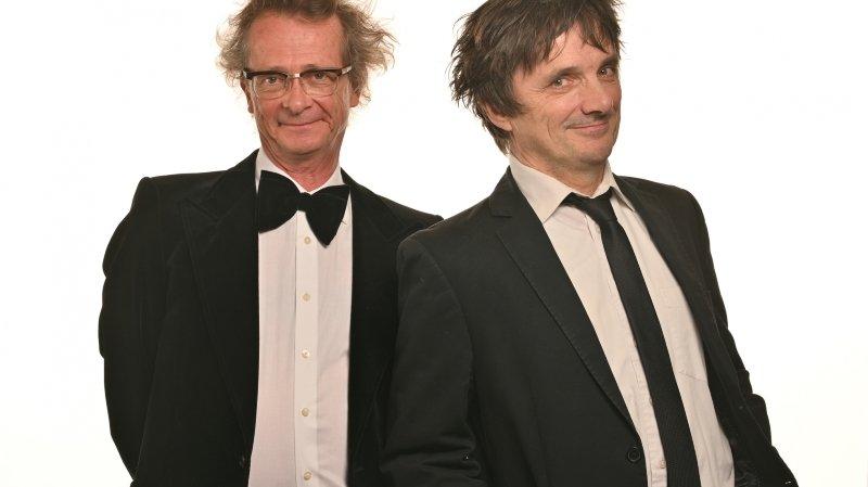 Vincent Kohler et Pierre Aucaigne