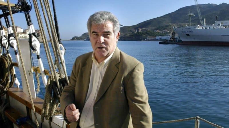 """Georges Pernoud avait créé """"Thalassa"""" en 1975."""
