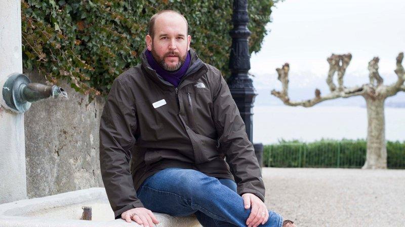 Cinq ans après, Raphaël Weisskopf est à nouveau candidat.
