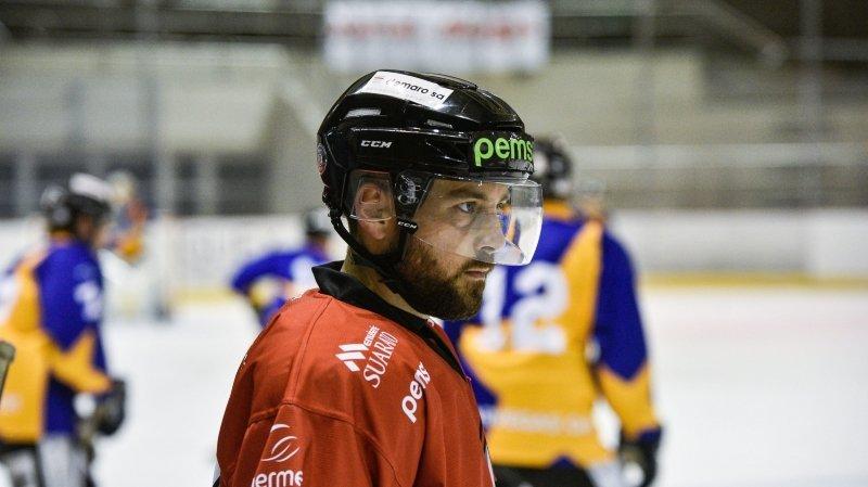 Hockey - Morges: Star Forward ne rechaussera pas les patins cette saison