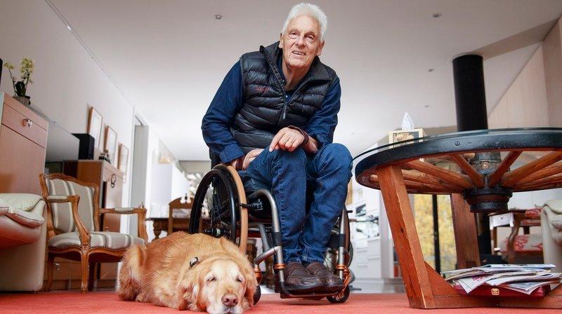 Daniel Joggi, la joie de vivre, le sport et l'engagement face au handicap