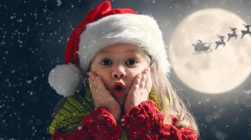 Voici des applications enfant pour patienter jusqu'à Noël