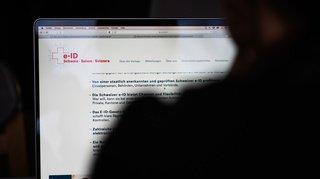 Loi sur l'identité électronique: le Conseil fédéral promet une procédure «sûre et pratique»