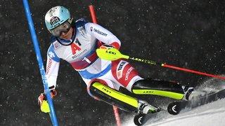 Ski alpin: premier podium de l'hiver pour Wendy Holdener, Mikaela Shiffrin victorieuse