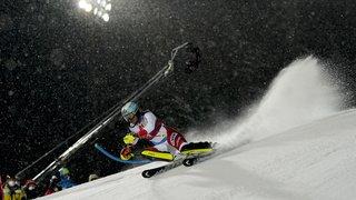 Ski alpin: Holdener pointe au 2e rang après la 1re manche du slalom de Flachau