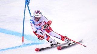 Ski alpin: Gisin s'offre un nouveau podium lors du second géant de Kranjska Gora