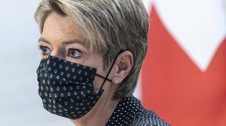 Votations fédérales: la burqa à l'ère du masque