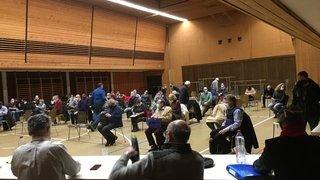 Aubonne vit sa première séance de commune fusionnée