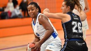 Le Nyon Basket Féminin débute l'année du bon pied