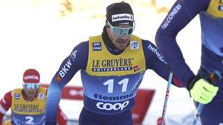 Ski nordique - Tour de Ski: Dario Cologna n'a pas pu lutter, il termine 8e, Nadine Fähndrich 11e