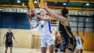 A Fribourg, le Nyon Basket Féminin a regardé le leader dans les yeux