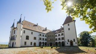 Château d'Allaman: l'ancien propriétaire attaqué en justice