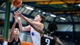 Hélios éclipse le Nyon Basket Féminin