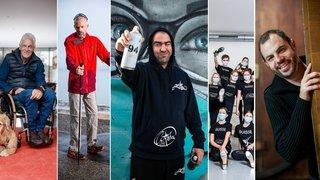 Personnalité La Côte: découvrez vos 5 finalistes