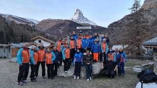 Les jeunes du Ski Club Nyon vers une saison blanche?