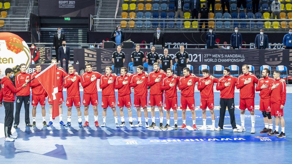 Le forfait des Etats-Unis a permis à l'équipe de Suisse de disputer in extremis le Mondial en Egypte.