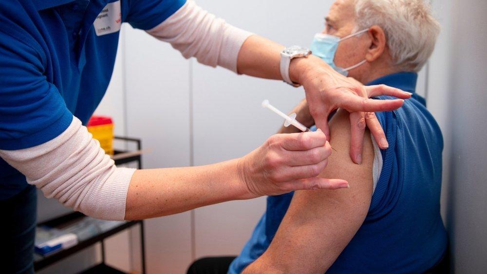 Les Vaudois peuvent dorénavant se faire vacciner chez... - La Côte