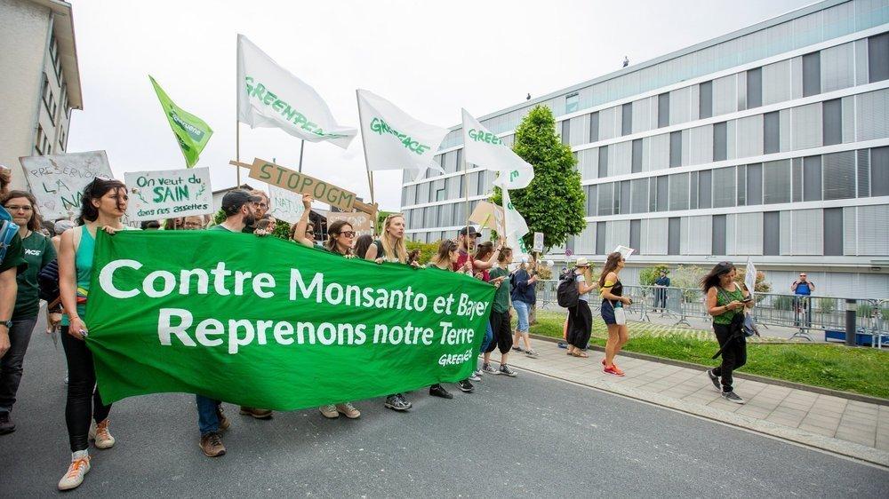 Dans le viseur des postulants: des entreprises telles que Monsanto. La présence de la société, qui a quitté La Coquette il y a un an, était loin de faire l'unanimité.