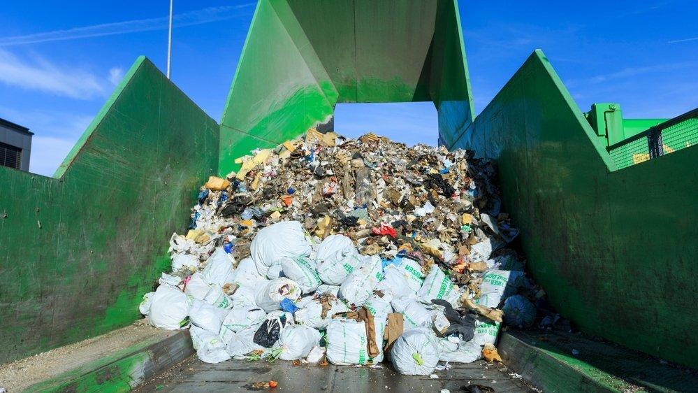 Les déchets encombrants vont prendre bien moins la route. Ils seront dorénavant broyés à Gland.