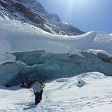Grotte Glaciaire