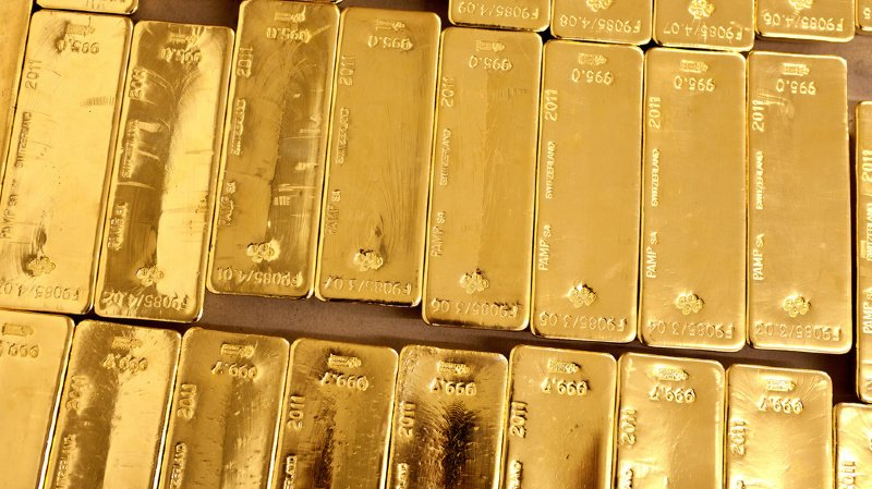 Métaux précieux: la Suisse reste un des principaux consommateurs d'or par habitant