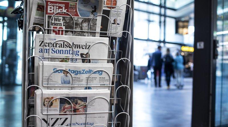 On fait pour vous le tour des principaux titres de la presse suisse de ce dimanche.