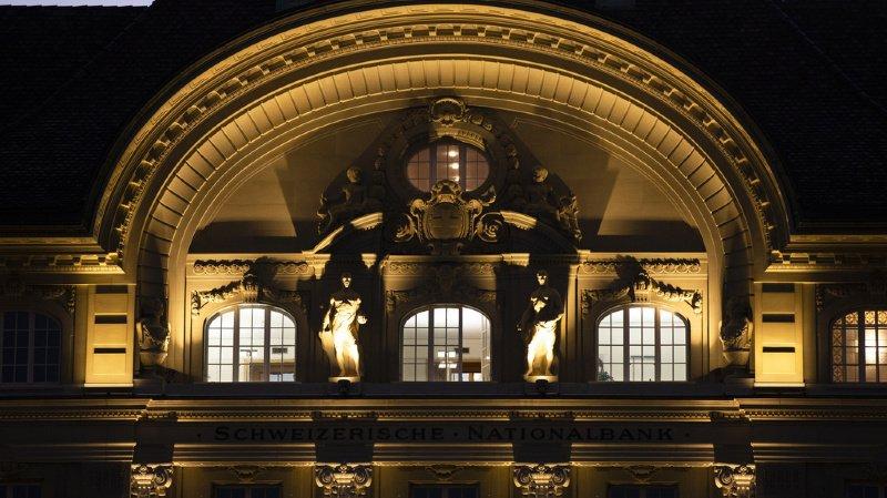 La Banque nationale suisse versera jusqu'à 6 milliards de francs à la Confédération et aux cantons