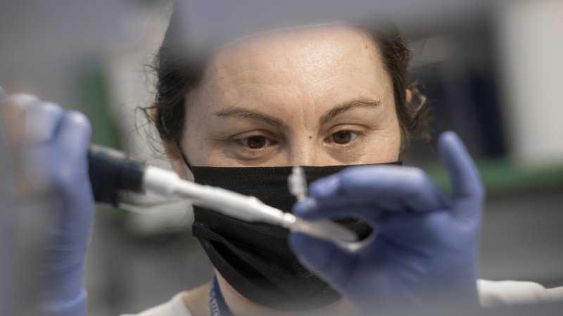 Coronavirus: la Suisse compte 1884 nouveaux cas en 24 heures, 57 décès et 92 hospitalisations
