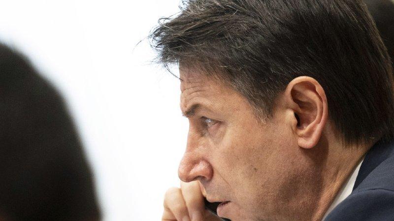 Italie: le premier ministre Giuseppe Conte a présenté sa démission