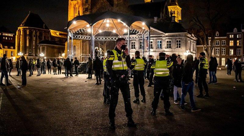 Coronavirus: retour au calme après trois soirées d'émeutes aux Pays-Bas