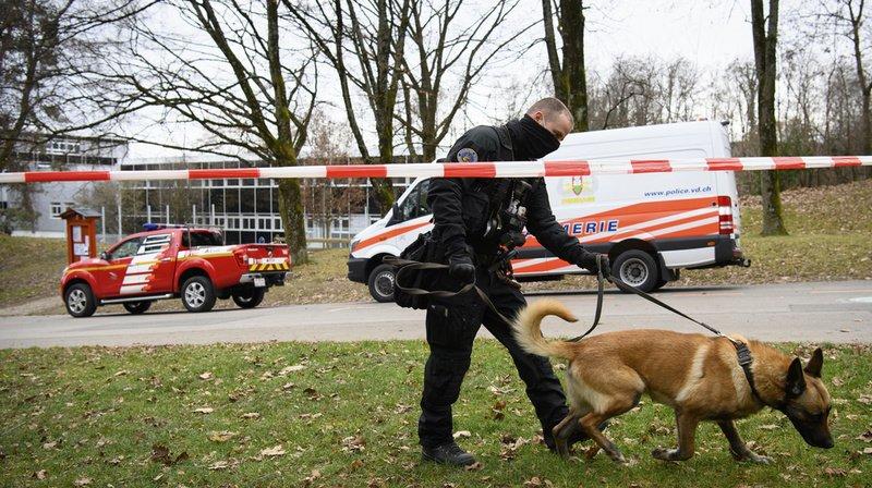 Fausse alerte à la bombe à Lausanne: 400 élèves d'une école professionnelle évacués