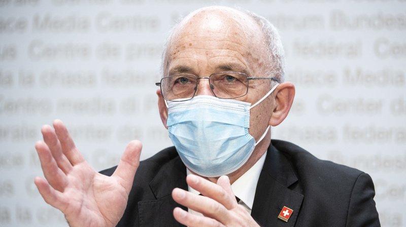 Coronavirus: selon Ueli Maurer, la Confédération s'endette chaque jour de 150 millions de francs