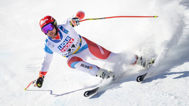 Ski alpin – Mondiaux de Cortina: Beat Feuz remporte le bronze en descente