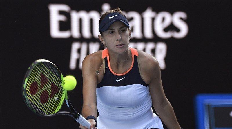 Tennis – Open d'Australie: aucune chance pour Bencic qui s'incline au 3e tour