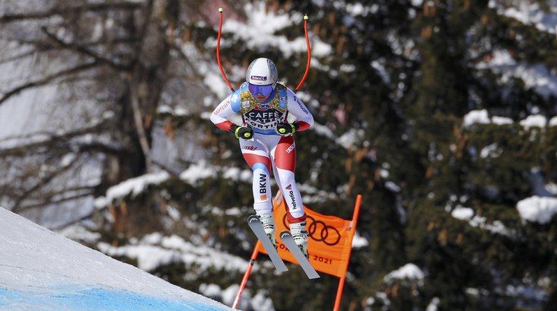Ski alpin – Mondiaux de Cortina: Suter remporte la descente, Gut-Behrami 3e