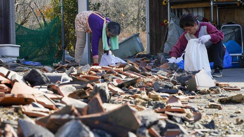 Japon: dix ans après, un nouveau séisme fait une centaine de blessés à Fukushima