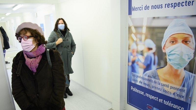 Vaud: deux nouveaux centres de vaccination ouvrent lundi